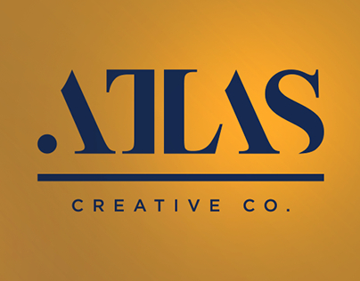 ATLAS CREATIVE CO. - Branding Exercise
