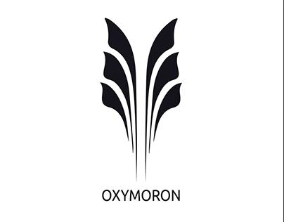 Identity for a showroom Oxymoron 2