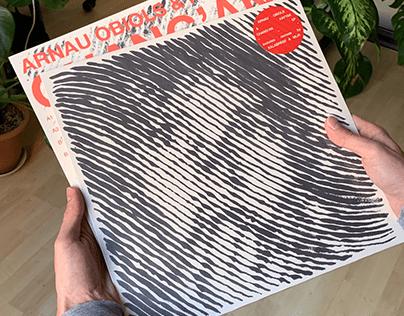 CHANG'AN EP - Cover Artwork