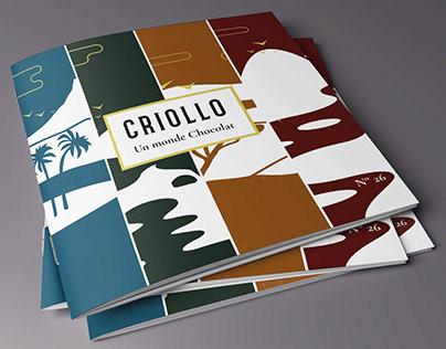 CRIOLLO : Illustrated Presentation Book