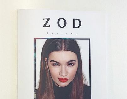 ZOD Culture Magazine: Volume one