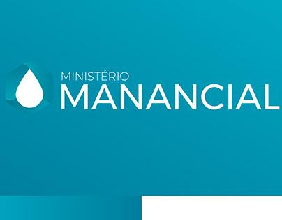 Logo - Ministério Manancial de Vida