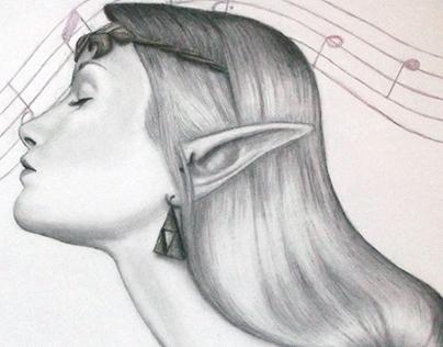 Phantasies V - Zelda's Lullaby