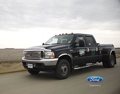 Ford Owner Story - Barry Larson