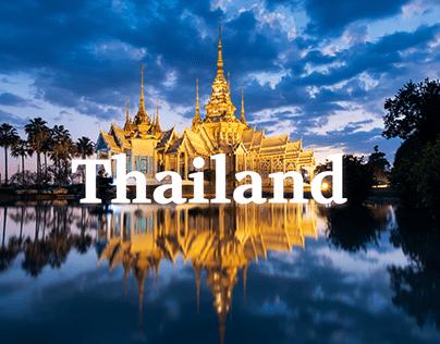 Thailand   Travel website