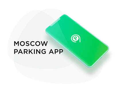 Redesign of Moscow Parking App