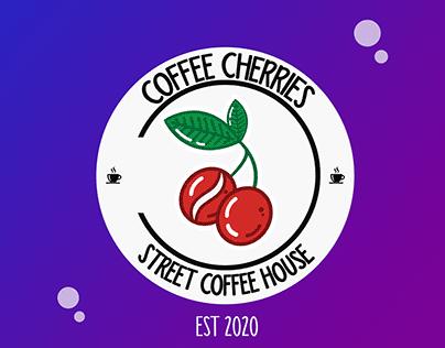 Coffee Cherries - Street Coffee House logo