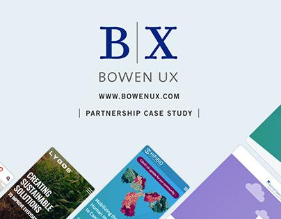 Bowen UX Case Study