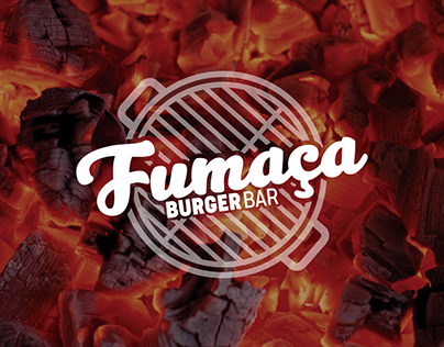 Identidade Visual | Fumaça Burger Bar