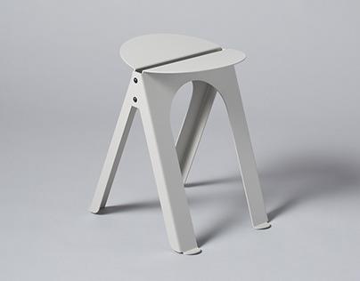Dumbo stool (2017)