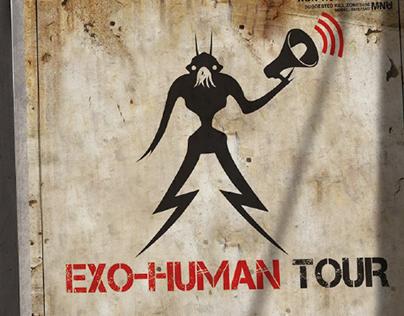 Exo-human tour (2011)