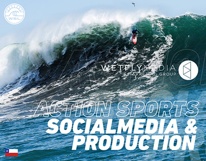ACTION SPORTS SOCIAL MEDIA & PRODUCTION GRAPHICS