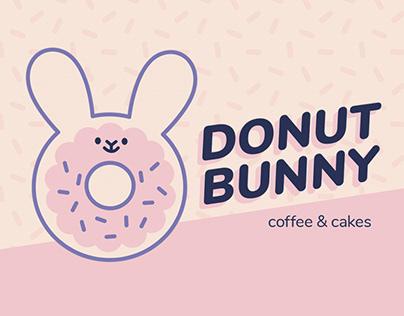 Donut Bunny Branding Concept
