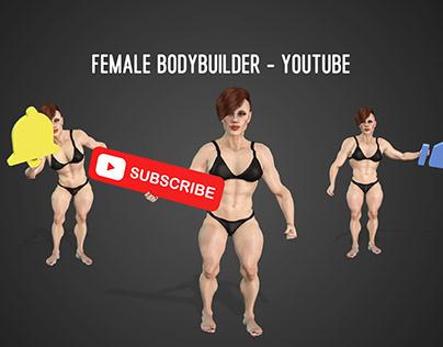 Female Bodybuilder - Youtube