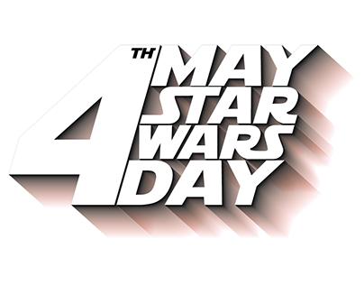 4th May Star Wars Day