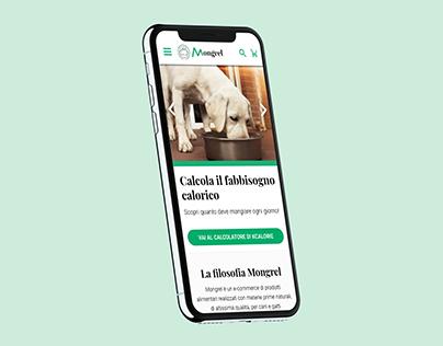 E-commerce UI details (mobile)