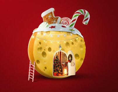 Metro Christmas Campaign