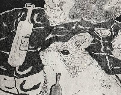 gravür / etching