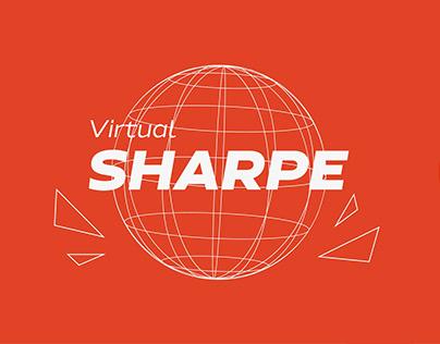 Motion design for Virtual festival