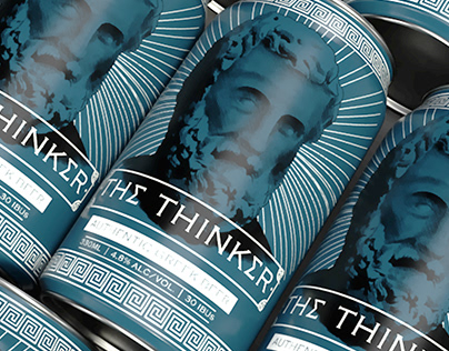 The Thinker beer