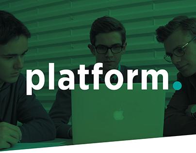 PLATFORM — website