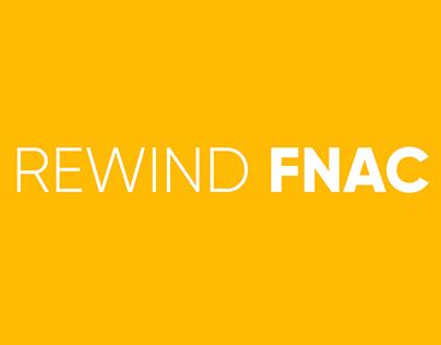 Rewind FNAC 2019