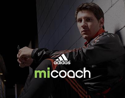 Adidas MiCoach + Nokia