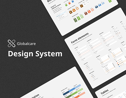 Globalcare Design System