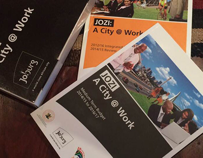Integrated Development Plan and Budget Books