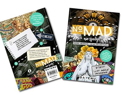 NOMAD creative travel book