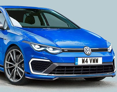 VW Golf VIII R - May 2018 Larson/AutoExpress