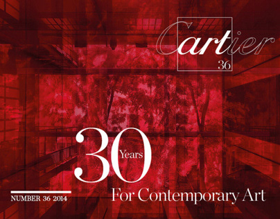 Cartier Art Magazine for iPad & iPhone