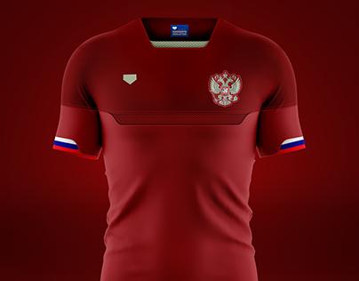 Russia National Team [home]