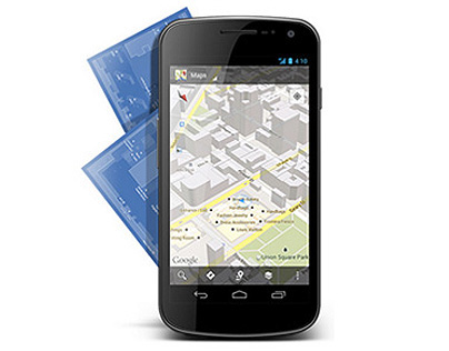 Google Indoor Maps website