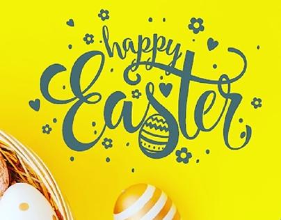 Easter Activities Flyer
