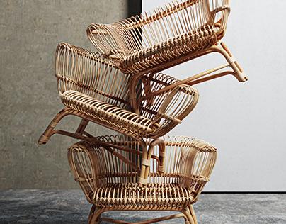 Studio Light armchair