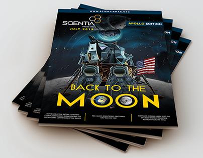 Magazine Cover - Apollo Edition
