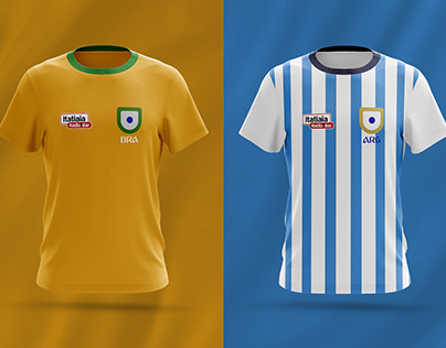 Uniformes Copa do Mundo de Futebol 2014