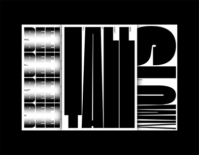 Typographic Posters II