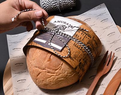 Amusans Rustic Bread
