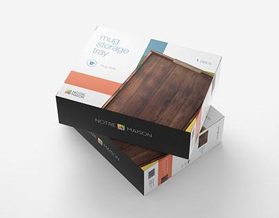 Notre Maison Branding + Packaging