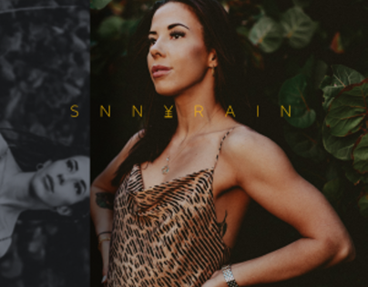The artist known as Snnyrain releases a new single as