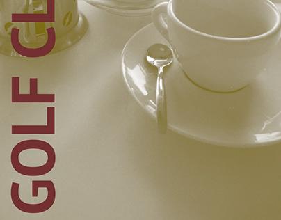 Golf Club - Photography Set