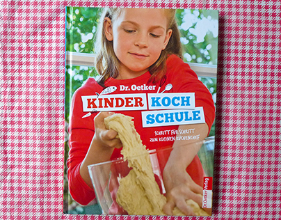 Cookbook Kinderkochschule