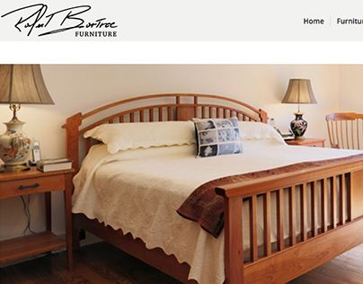 Robert Bortree Furniture | Website