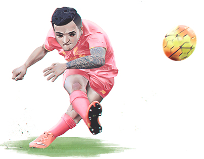 Philippe Coutinho - The Magician