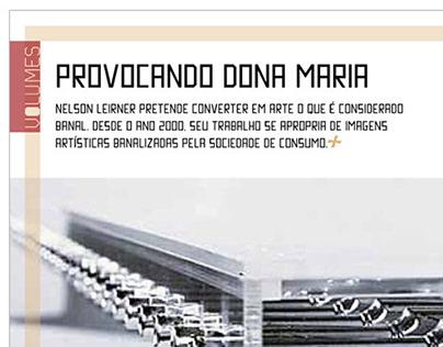 Projeto revista ESSEP. 2008