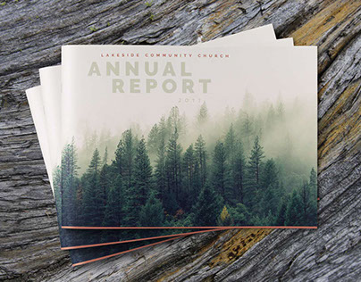 Lakeside Community Church Annual Report