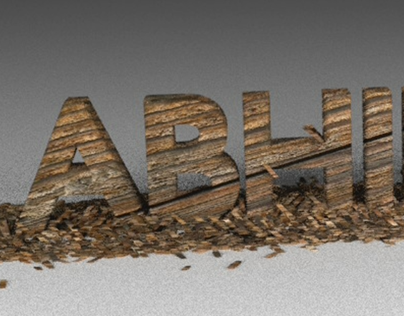 3D Text Animation In Blender