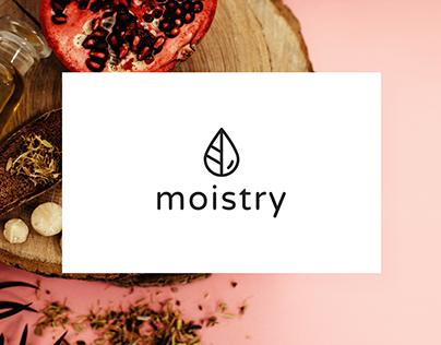 Moistry | Branding